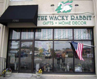 Wacky Rabbit
